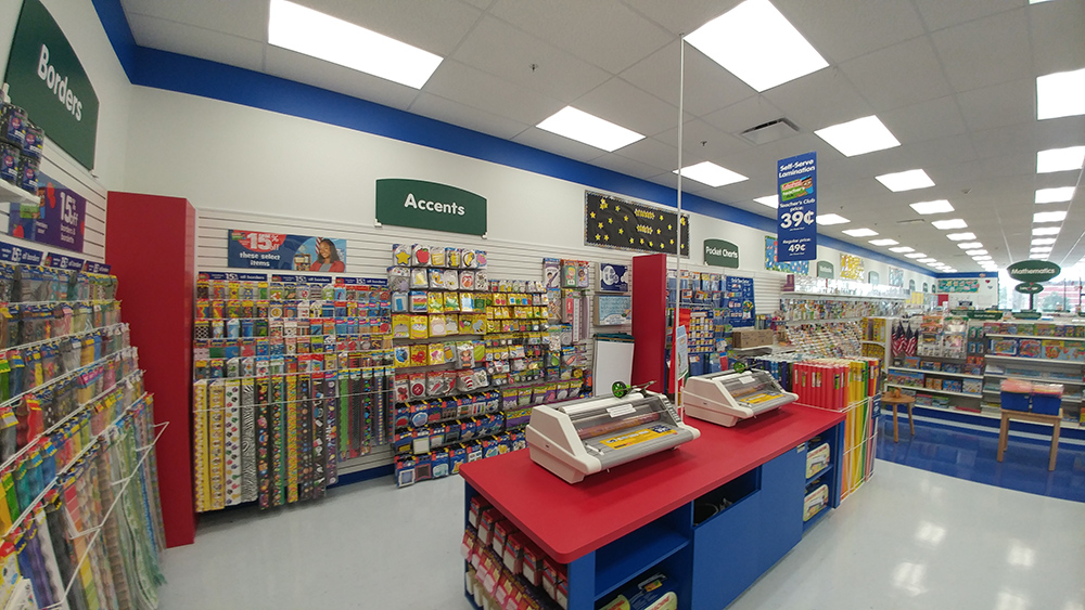 Drive Time Locations >> Lakeshore Learning Store | Gibson Commercial Construction