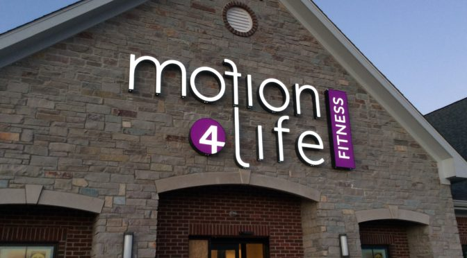 Motion 4 Life Fitness nears completion